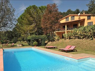 La  Viridiana - Countryhouse with private pool in a peacefull landscape
