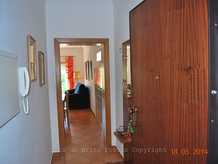 Free WIFI _Comfortable And Cozy Apartment, Near Beach And Golf.