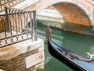 appartamento stile veneziano in centro
