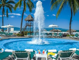 Sea Garden Resort - 1 Bedroom - Beachfront - Family Friendly