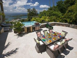 Luxurious Outrigger Villa. Stunning Views; Sea, Harbor, & Neighboring Islands