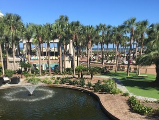 Luxury 2BR 2BA Ocean Palms with Free Golf and Tennis
