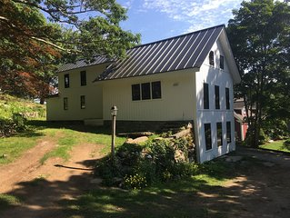 New Rental:  Completely Restored Sail Loft Cottage