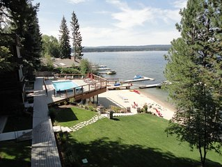 Lakefront condo on Payette Lake!
