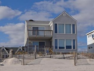 OCEANFRONT!  with Direct Beach Access! Spring special!