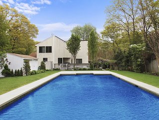 IMMACULATE EAST HAMPTON HOME WITH STUNNING BACKYARD!