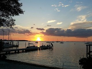 Private Bayfront * Macs Vacation Rentals In Key Largo