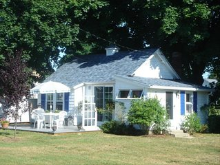 Saybrook Point Cottage  - Charming and Private
