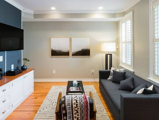 Prime location home near Capitol Hill   walk to Union Station metro !