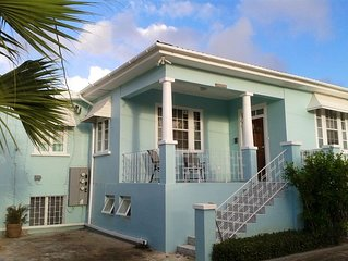 Enjoy A Peaceful Vacation Steps away from a Pristine Beach On The West Coast.