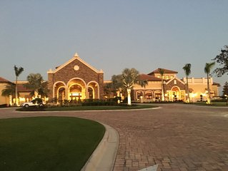 New high end 2BR/2BA condo with TPC golf available but not required