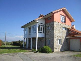 Maravillosa casa rural de reciente construcción en auténtico pueblo asturiano