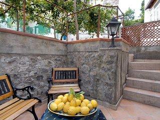 Amalfi Appartamento Limoneto nel Centro di Amalfi