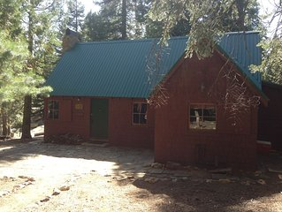 Kings Canyon Mountain Cabin in Kings Canyon National Park