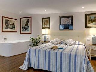DELIZIOSO, 7 minuti dal Vaticano, stile, comfort'Casa Quirino'