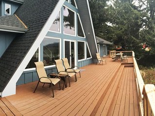 Southwind - Relaxing Oceanfront Home With Fabulous Views And Steps To The Beach