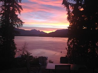 Lake Front cottage --   Book for summer - Weekly discount