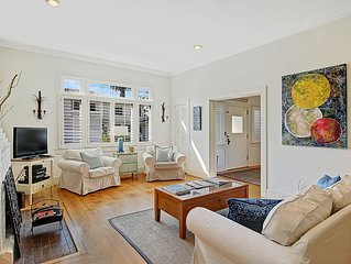 New Pricing! 'Casa Azzurra' centrally located -heart of West Beach - walk to eve