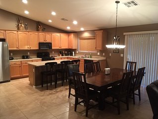 Fabulous 4 bed 2 bath ranch style home.