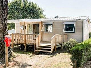 Camping Flower Le Conleau **** - Mobil Home Confort Plus 4 Pieces 6/8 Personnes