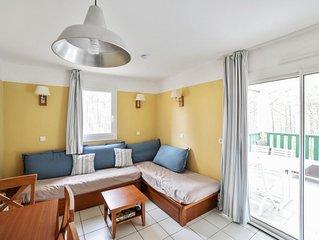 Résidence Les Grands Pins - Maeva Particuliers - Appartement 2 pièces 5 personne