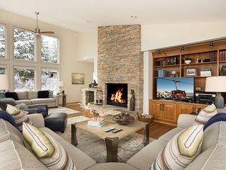 RMR: Teodori House: 5 BR / 4.5 BA house in Teton Village, Sleeps 10 + Free Fun!