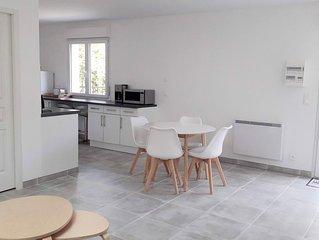'Le Gîte du Clos***' - Maison 2 chambres, jardin, garage à 5 km de Fontainebleau