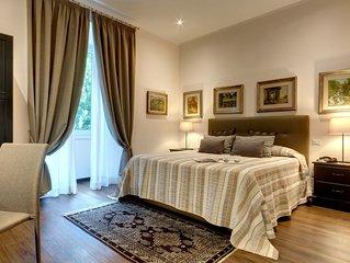 DELIZIOSO,8 minuti dal VATICANO, comfort, stile Casa Ione