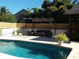 Villa grand standing avec piscine