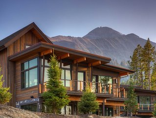 Newly constructed with ski in/out access and Moonlight Club privileges.