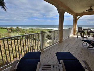 Breathtaking Signature Oceanfront Corner Unit 435 at Cinnamon Beach!!