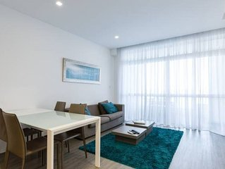 SEAFRONT view apartment in Sliema