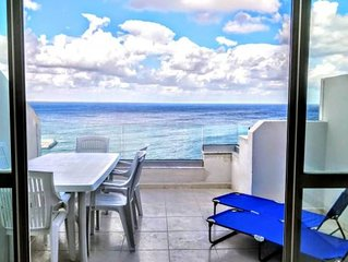 Large PENTHOUSE spectacular SEAVIEWS in Sliema.
