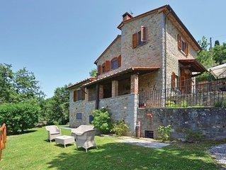 4 Zimmer Unterkunft in Castiglion Fiorentino