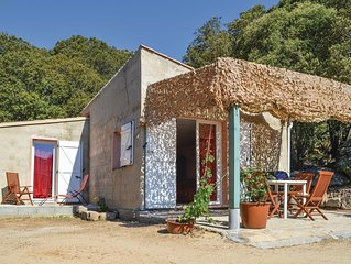 1 Zimmer Unterkunft in Coti Chiavari