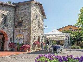 1 Zimmer Unterkunft in Fivizzano (MS)