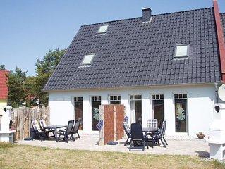 Ferienhaus fur 5 Gaste mit 75m2 in Pruchten (63716)