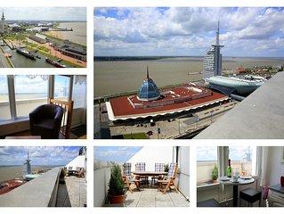 Ferienwohnung/App. für 4 Gäste mit 50m² in Bremerhaven (69207)