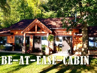 Northwoods Upscale Charming 4 Bedrm Lakefront- Bone Lake- BOOKING SUMMER NOW!