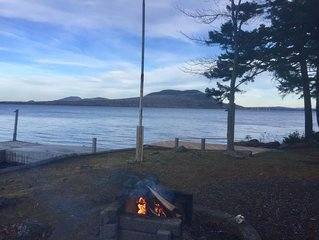 Private Cabin on Mooshead Lake.  Spectacular Views!  w/ Optional Guest House.