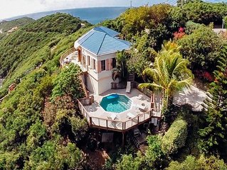 Beija Flor - Spectacular Water Views. Ocean breeze.