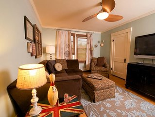 30 day or more booking - Blue Door Cottage upper level