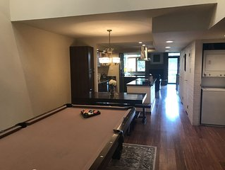 Walk to Park City Mountain - convenient  location, pool table, covered carport