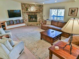 Cross Creek Penthouse Condo Frisco Colorado Vacation Rental