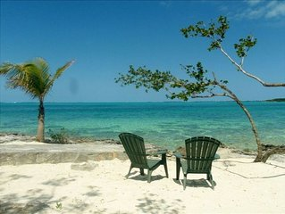 FABULOUS 'SEA OF ABACO' VIEW WITH BOAT DOCK