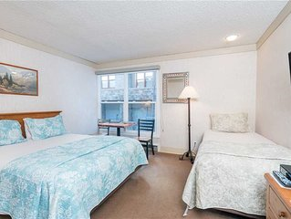 Convenient and Affordable Hotel Room in Telluride