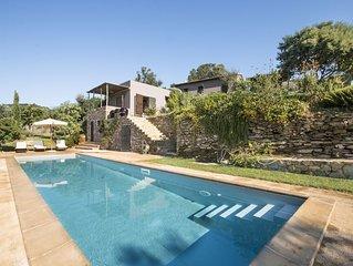 Villa Il Fico con piscina