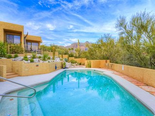 Elegant home w/ private pool and hot tub, close to golf and more!