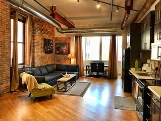 Stay Downtown Nashville Walk Everywhere! Dunn, Sleeps 6 MusicCityLoft on VRBO!