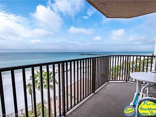 This cozy 5th floor unit has many updates.  504 has a view you will love.